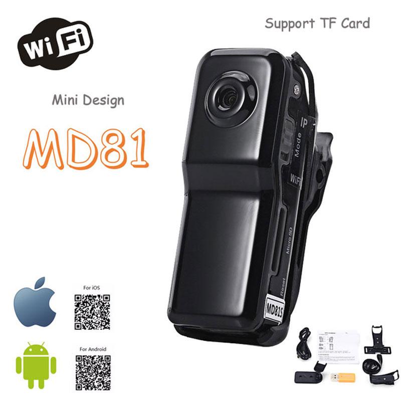 Mini Md81 Md81s Wifi Ip Wireless Spy Cam Remote