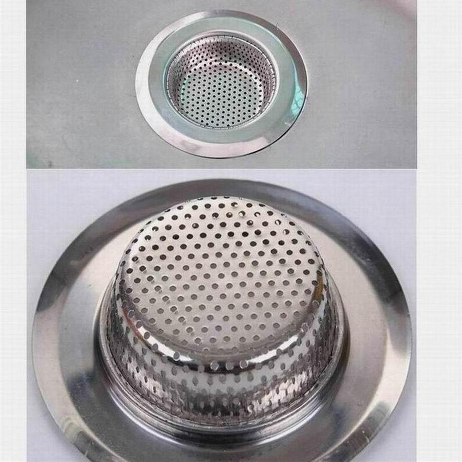 Graceful Bathroom Kitchen Stainless Steel Kitchen Sink Strainer Drain Stopper Ebay