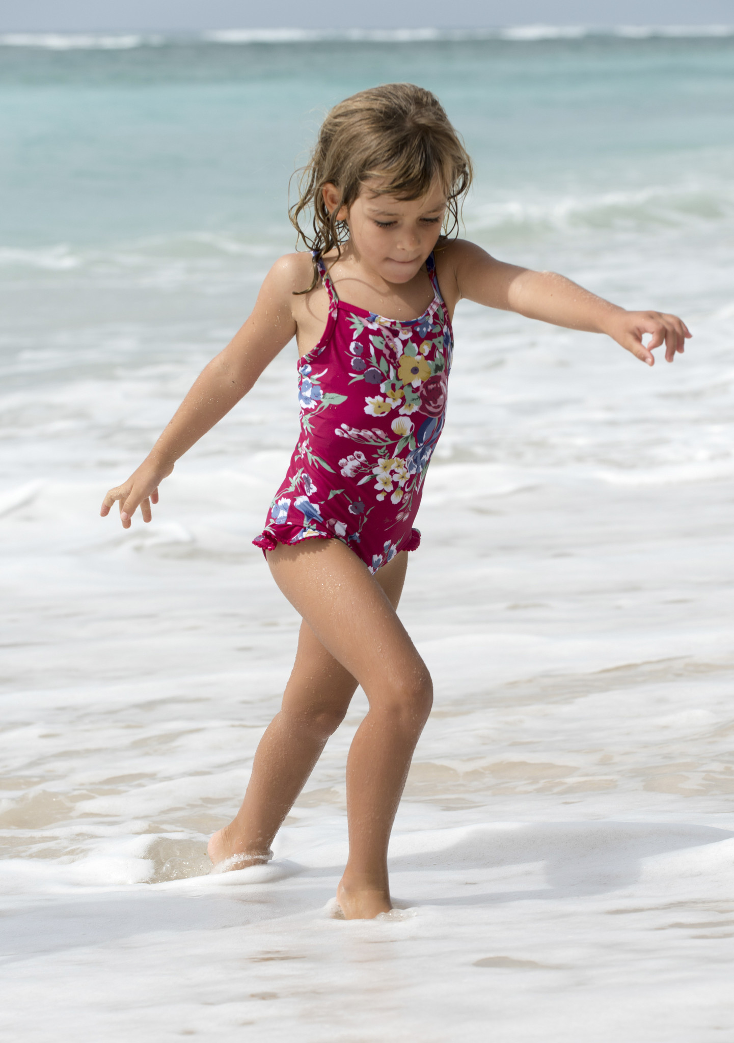 New One Piece Mother Child Sexy Womens Swimwear Swimsuits Set Monokini Bikini  Ebay-2481