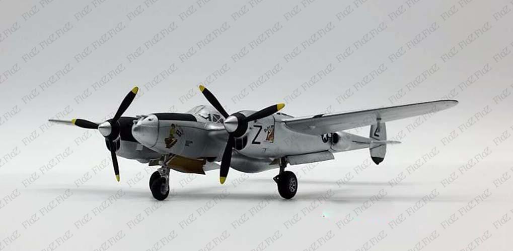 Pacific P 38 Lightning