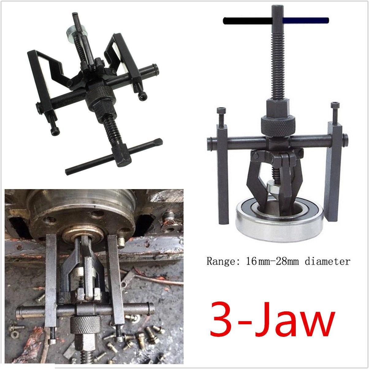 Motorcycle Wheel Bearing Puller : Practical black vehicles wheeel paw pilot bearing puller