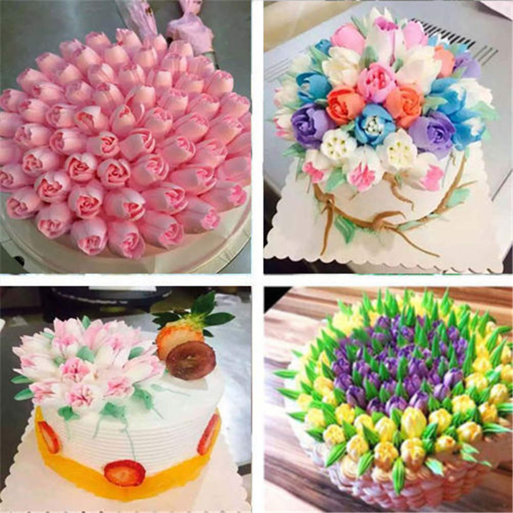 How To Ice A Cake Without A Piping Bag