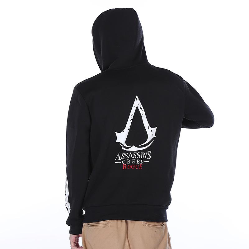 assassin 39 s creed sweater kapuzenpullover jacket pullover. Black Bedroom Furniture Sets. Home Design Ideas