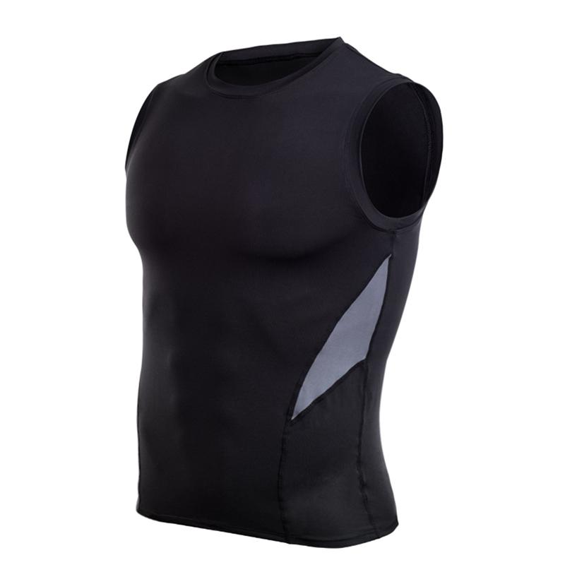 Men 39 S Fashion Sports Sleeveless T Shirt Tops Exercise