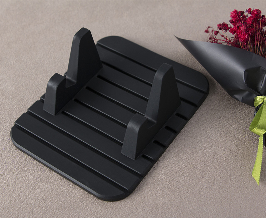 Rubber Car Dashboard Non Slip Mat For Mobile Cell Phone