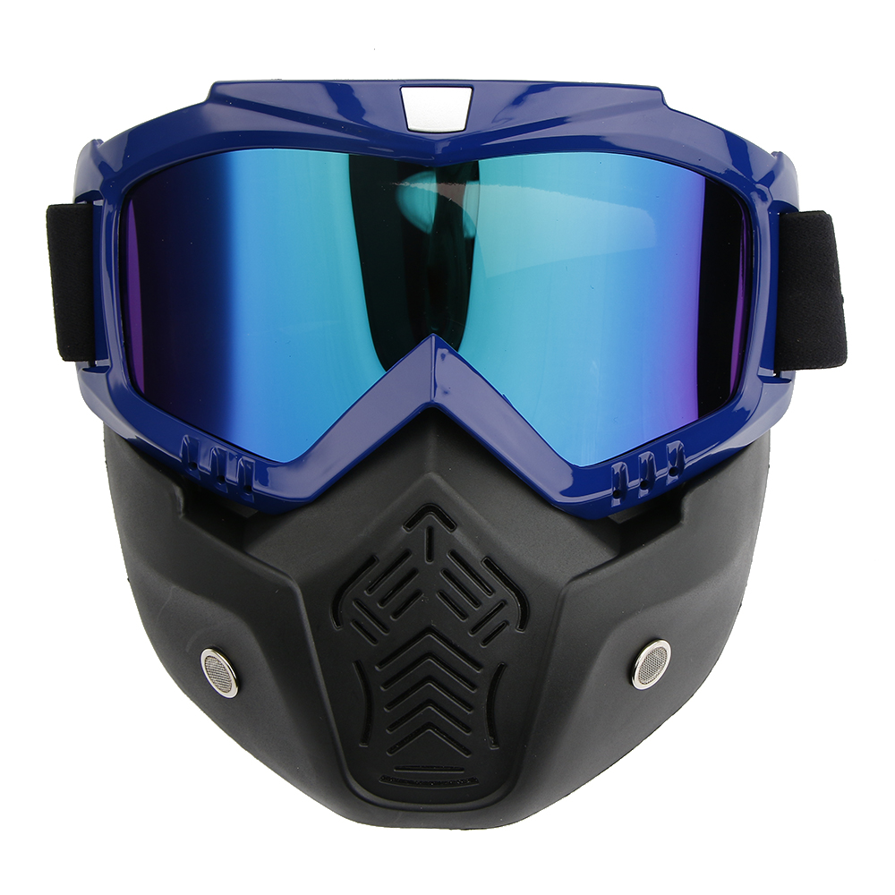 how to clean atv goggles