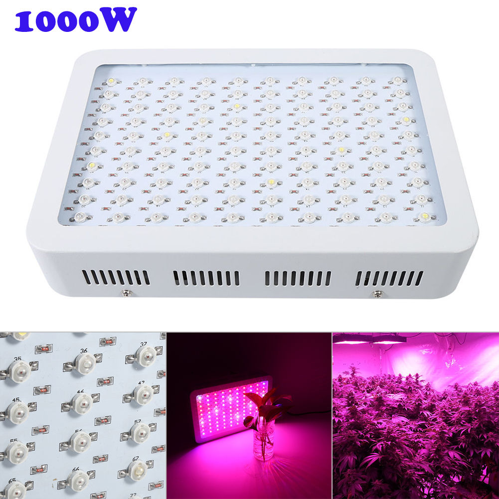 details about 1000w 32w led grow light growing lamp for flower seeds. Black Bedroom Furniture Sets. Home Design Ideas