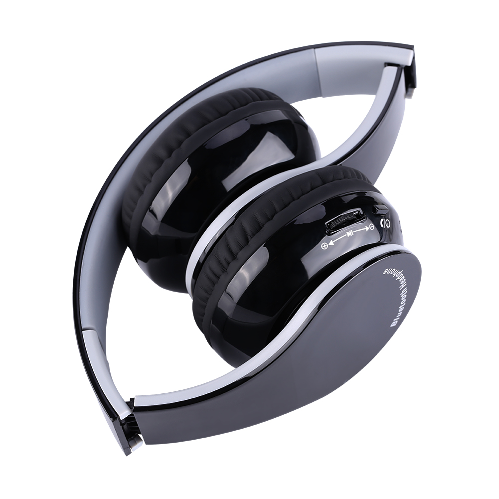 foldable wireless bluetooth 4 1 gaming headphone headset with mic for sony ps4 ebay. Black Bedroom Furniture Sets. Home Design Ideas