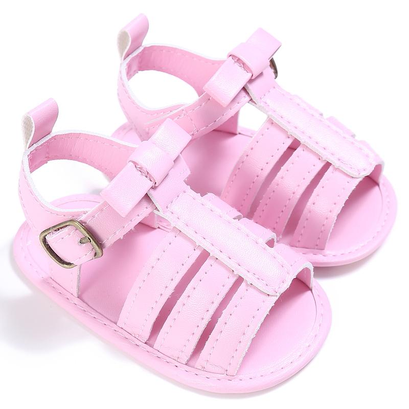 Infant Baby Boy Summer Sandals Toddler Girls Princess Soft