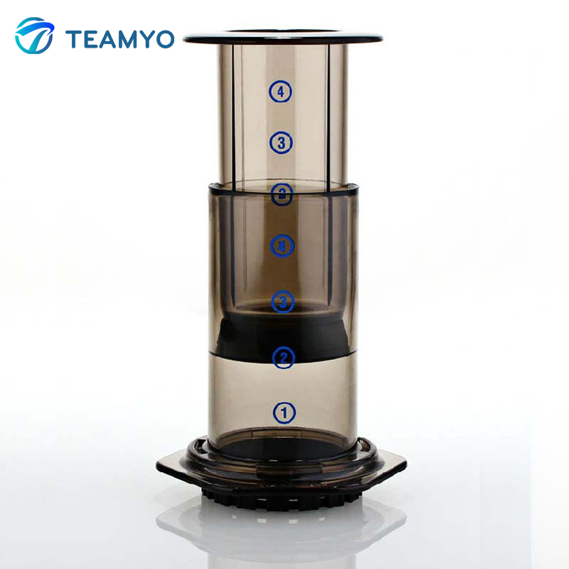 Portable Coffee Maker For Work : Portable Filter Coffee Maker Hao Le Ya Coffee Pot Machine + 350pcs Filter Paper eBay