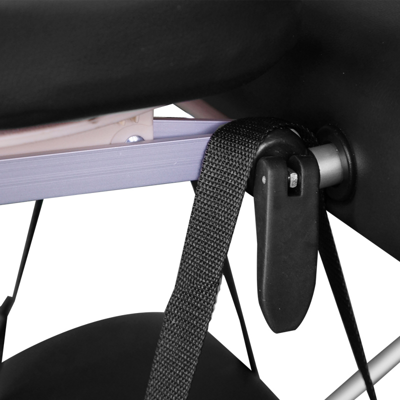 mobile massageliege massagestuhl massagebank 2 zonen. Black Bedroom Furniture Sets. Home Design Ideas