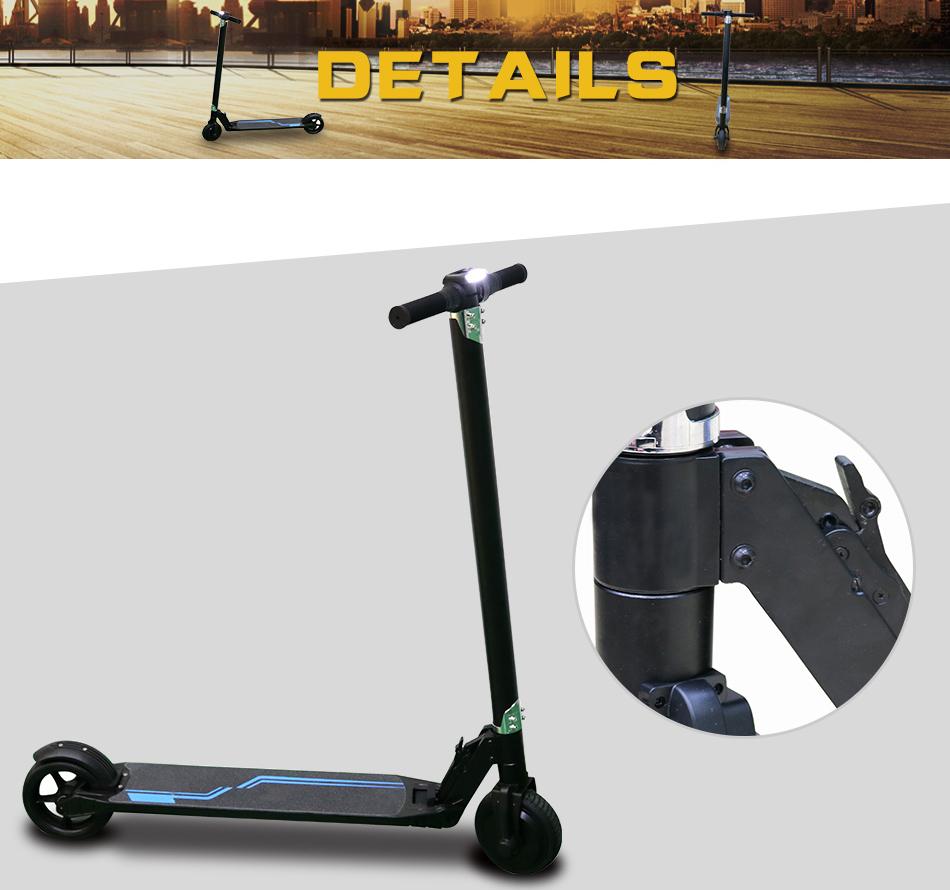 smart scooter f r erwachsene elektro scooter aluminium. Black Bedroom Furniture Sets. Home Design Ideas