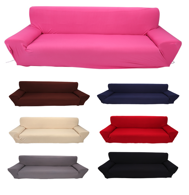 1 2 3 4 Seater Stretch Sofa Covers Couch Cover Lounge