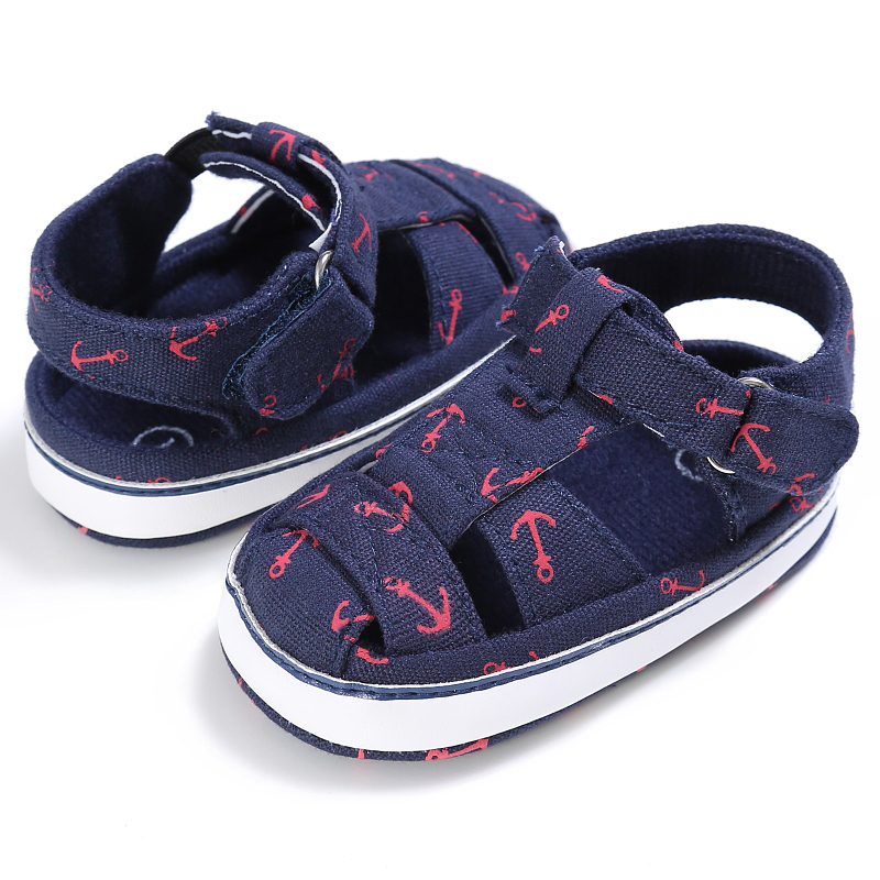 Toddler Baby Boy Girl Summer Sandals Infant Crib Shoes 0 6