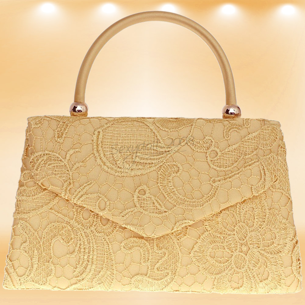 womens bags evening amp clutches c 1 3 uk evening top handle lace satin bridal clutch 45869