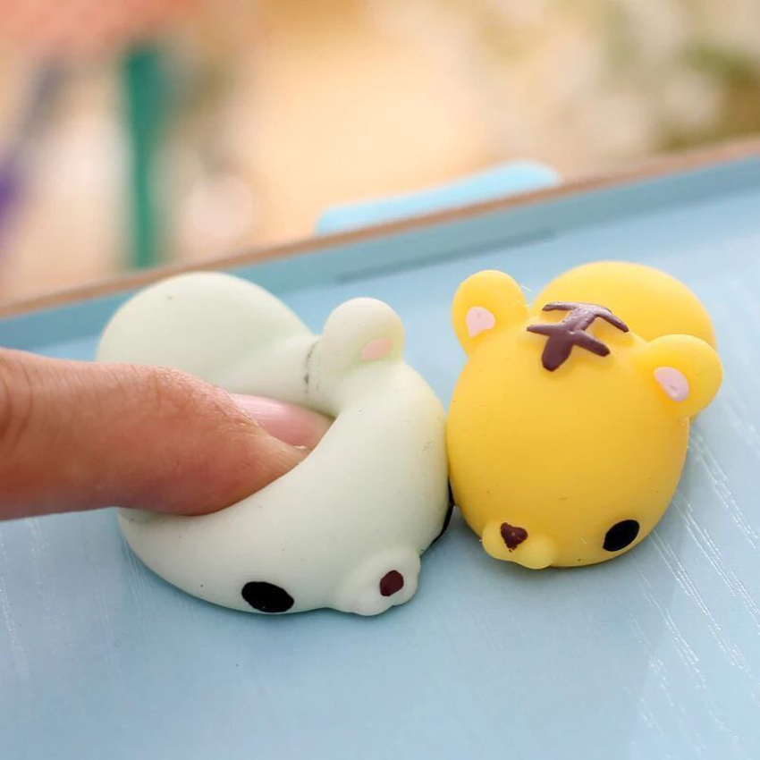 Squishy Ball Plush : Anti Stress Pig Soft Reliever Ball Autism Mood Squeeze Healthy Toy Kid s Gift au eBay