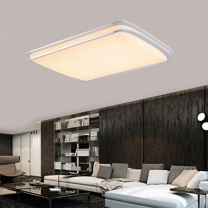 96w led deckenlampe deckenleuchte wandlampe design kronleuchter wohnzimmer licht ebay. Black Bedroom Furniture Sets. Home Design Ideas