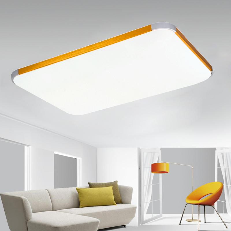 deckenlampe led 48w flurleuchte deckenleuchte schrankleuchte kaltwei wandlampe ebay. Black Bedroom Furniture Sets. Home Design Ideas