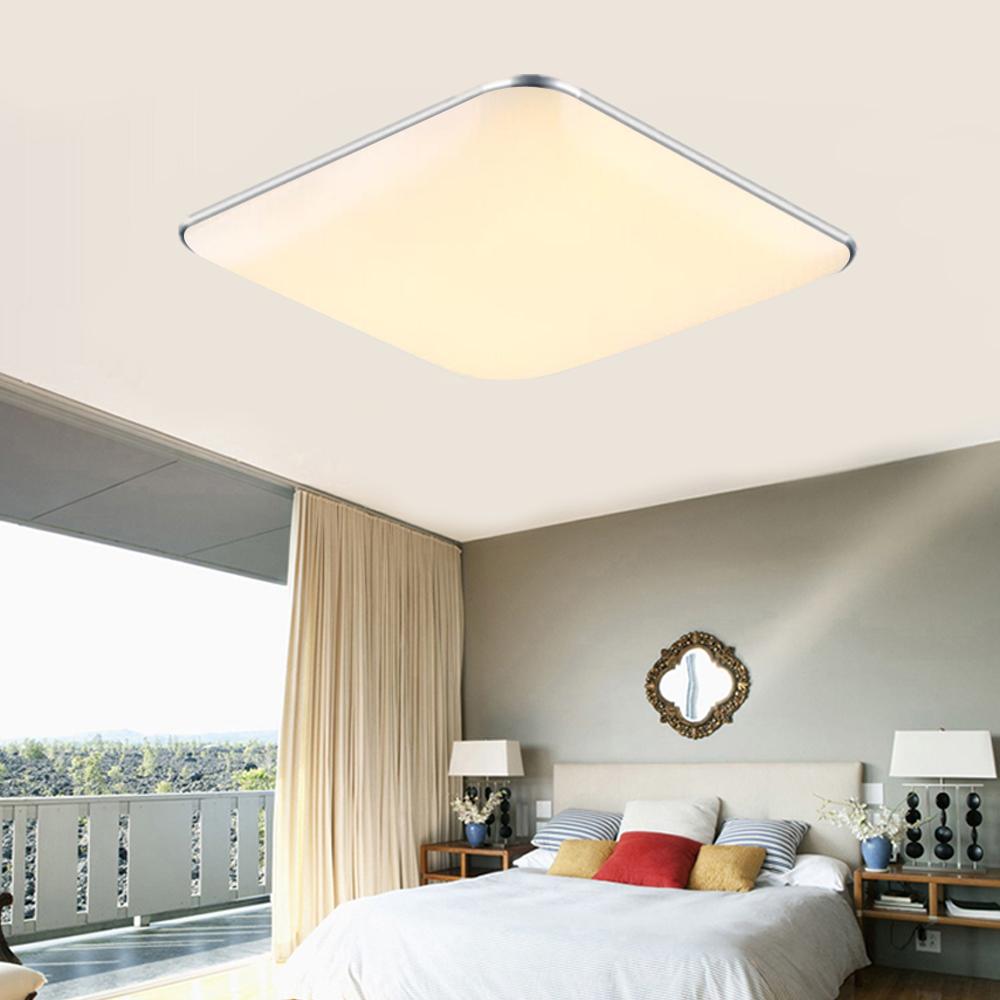 24w led deckenleuchte wohnzimmer deckenlampe flur badlampe for Deckenleuchte flur led