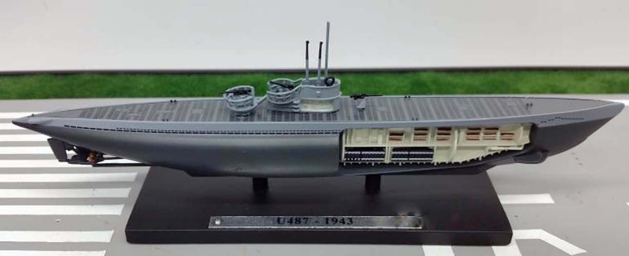German Submarine Type Xiv Pictures to Pin on Pinterest