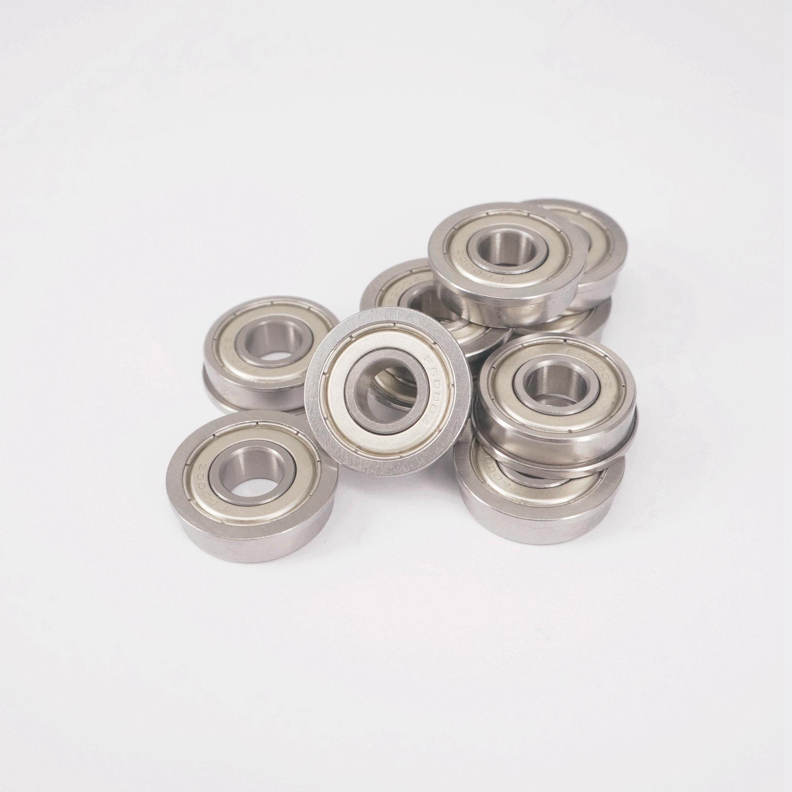 10pcs 686ZZ 6x13x5mm ABEC1 Thin-wall Shielded Deep Groove Ball Bearing