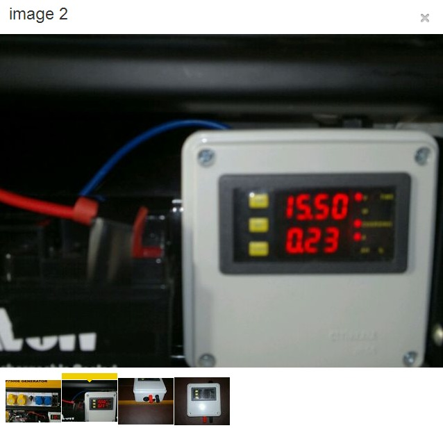 Rv Battery Voltage Monitor : Digital voltmeter ammeter voltage amp power ah hour