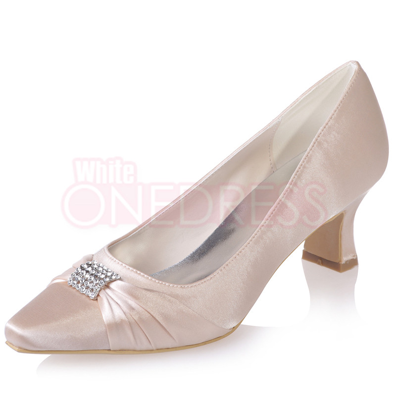 Mis Heel Wedding Shoes