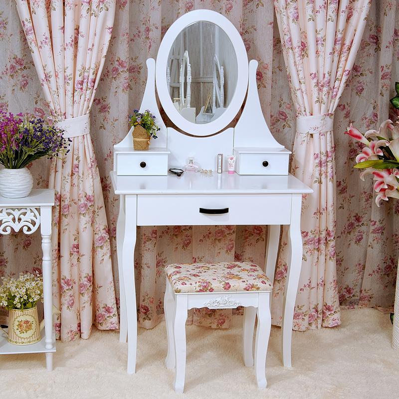 schminktisch kosmetiktisch frisierkommode frisiertisch. Black Bedroom Furniture Sets. Home Design Ideas