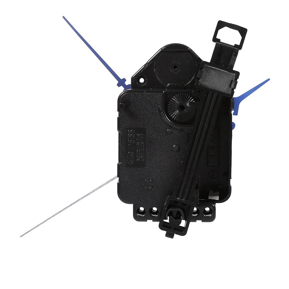 diy quartz wall clocks movement pendulum mechanism repair