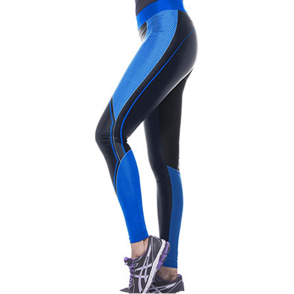 Women High Waist Yoga Fitness Leggings Running Gym Black