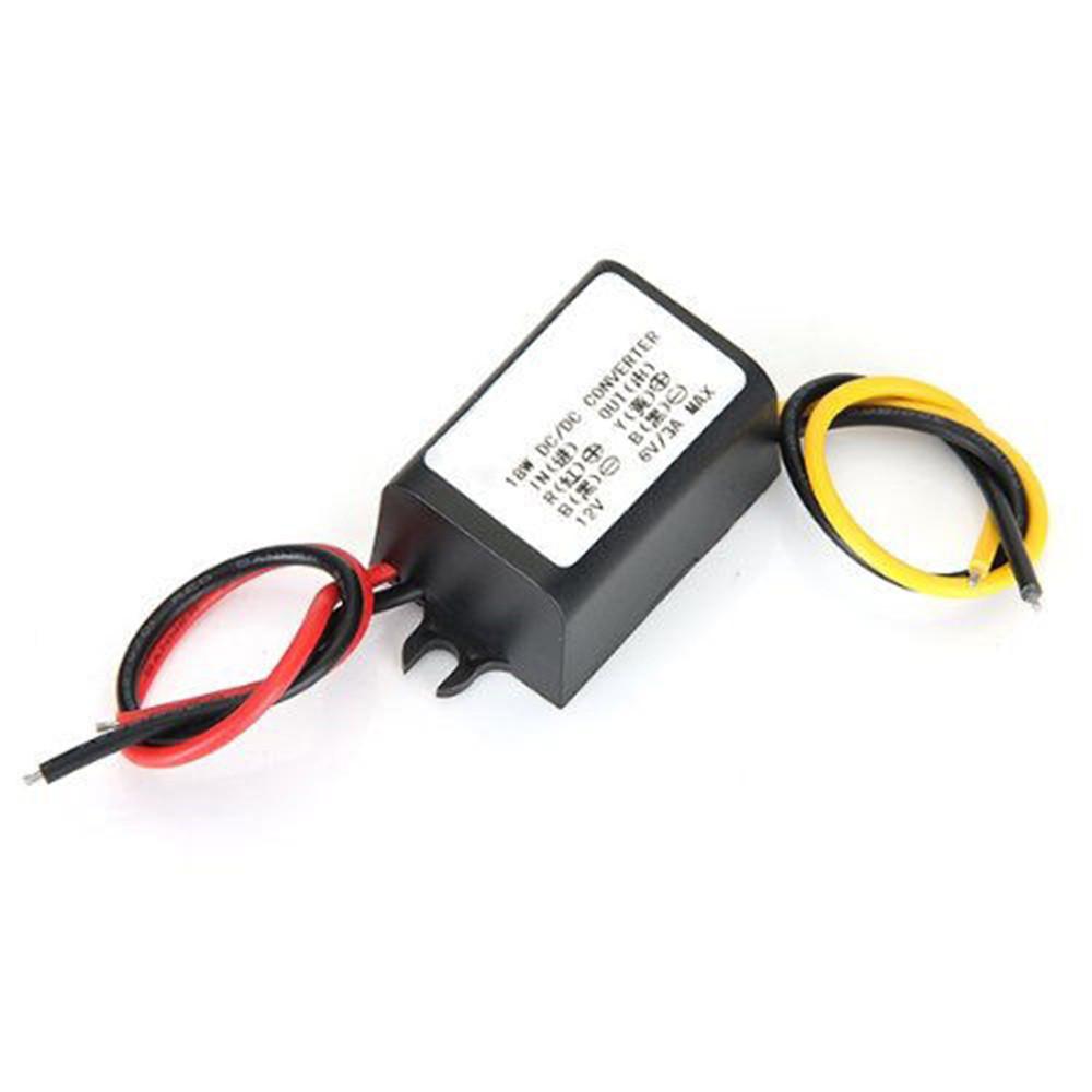 Tm Dcdc 12v 24v To 5v 3a Converter Step Down Regulator Module 15w