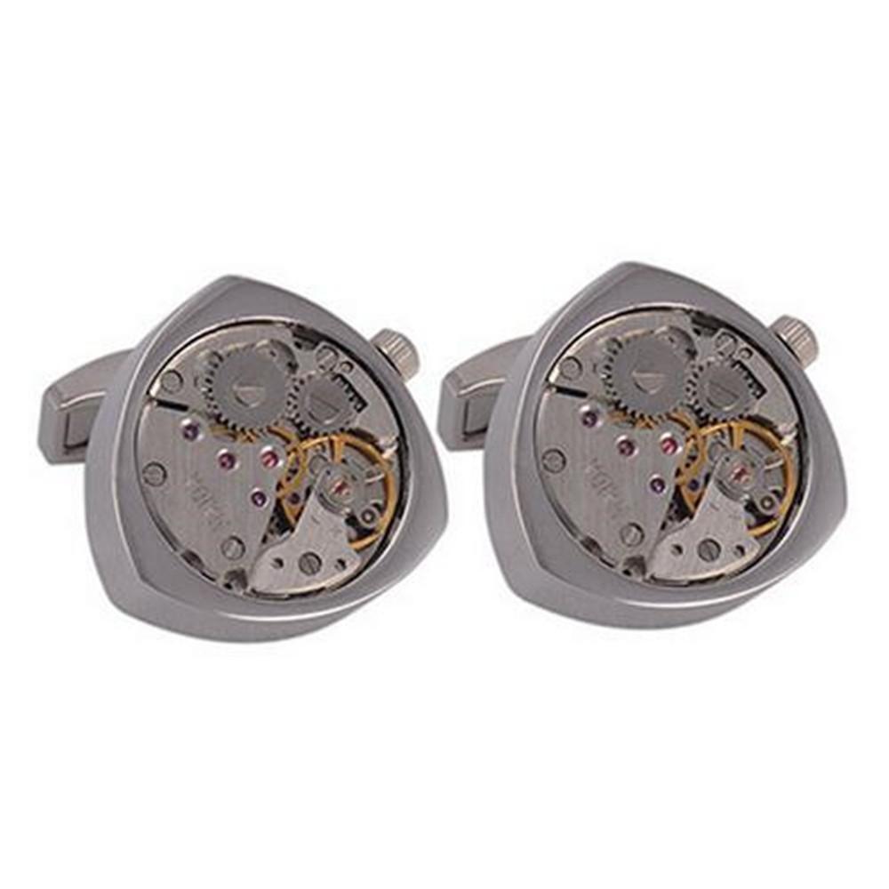 solid gold cufflinks by hersey silversmiths ... |Silver Cufflinks