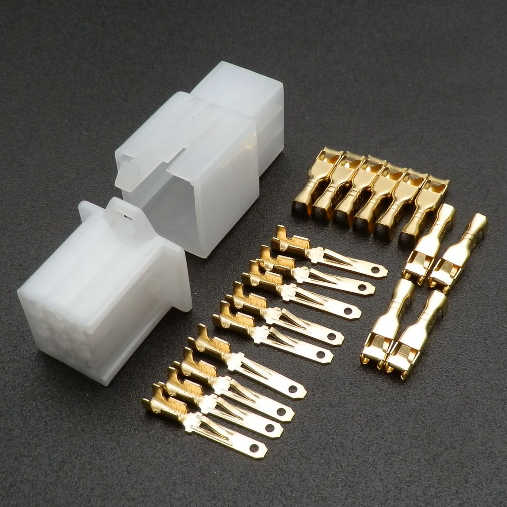 28mm Electrical Multi Plug Connector Terminal Block With Latch Ebay Wiring 2 8mm
