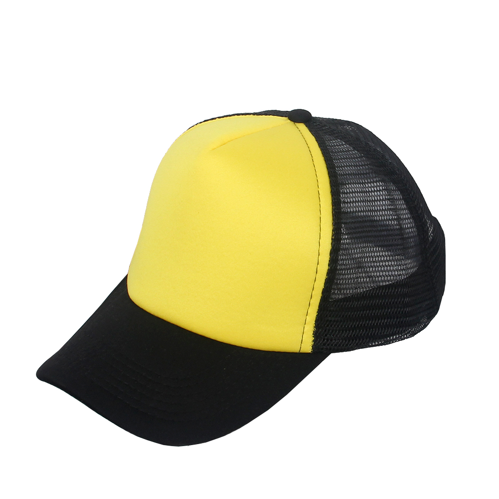 Adjustable Snapback Classic Plain Baseball Trucker Cap ...