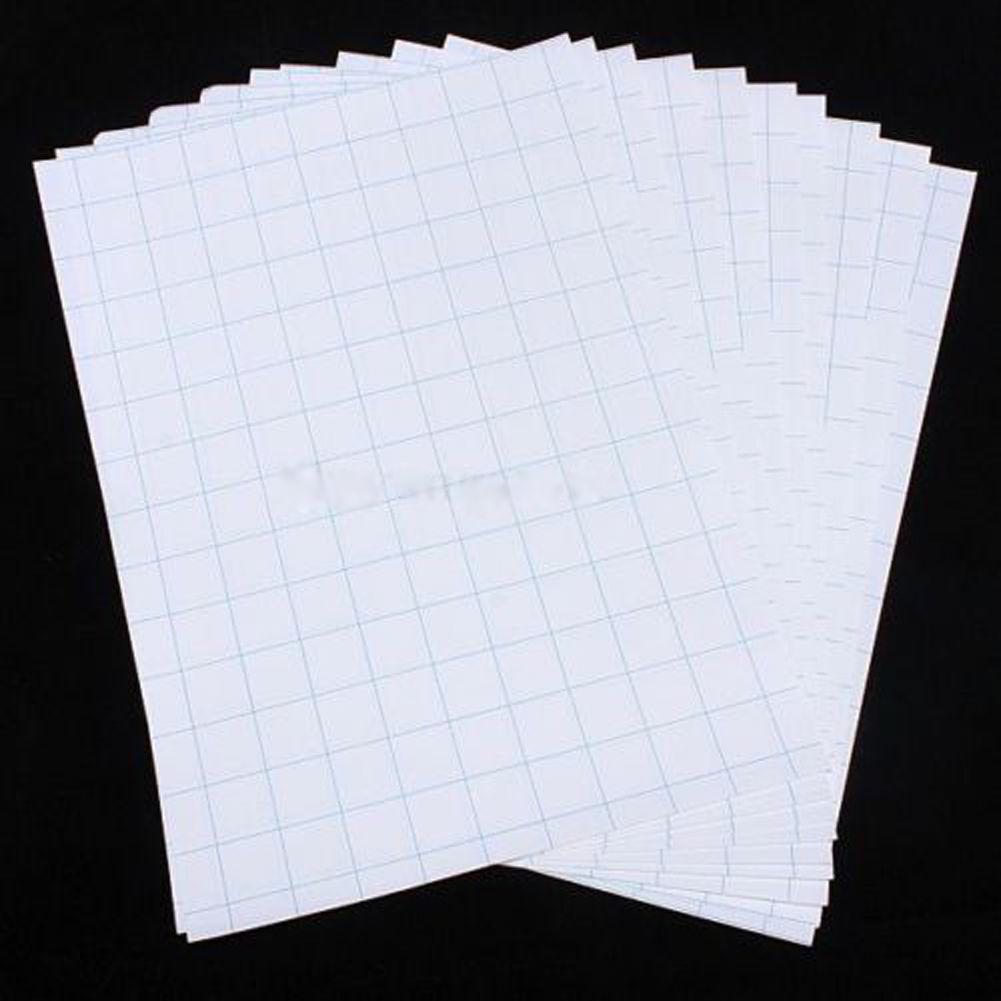 5pcs t shirt print iron on heat transfer paper sheets for for T shirt printing transfers
