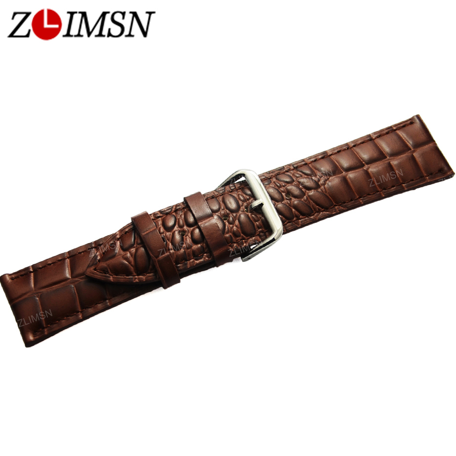 band black brown cocro genuine leather belt