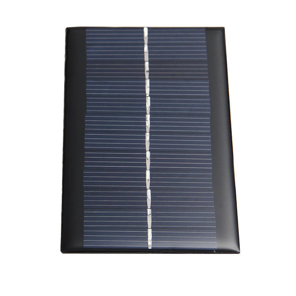 0 6w 1w 100ma 0 5v 6v Epoxy Solar Panel Module Cell