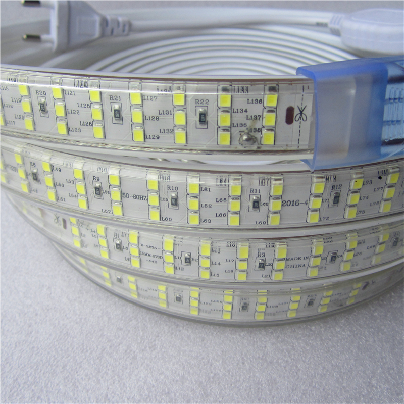 how to wire single end led lights