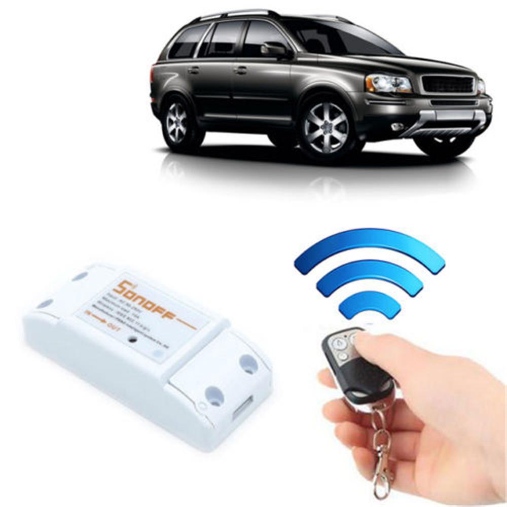 433Mhz Sonoff RF WiFi Wireless Smart Home Switch