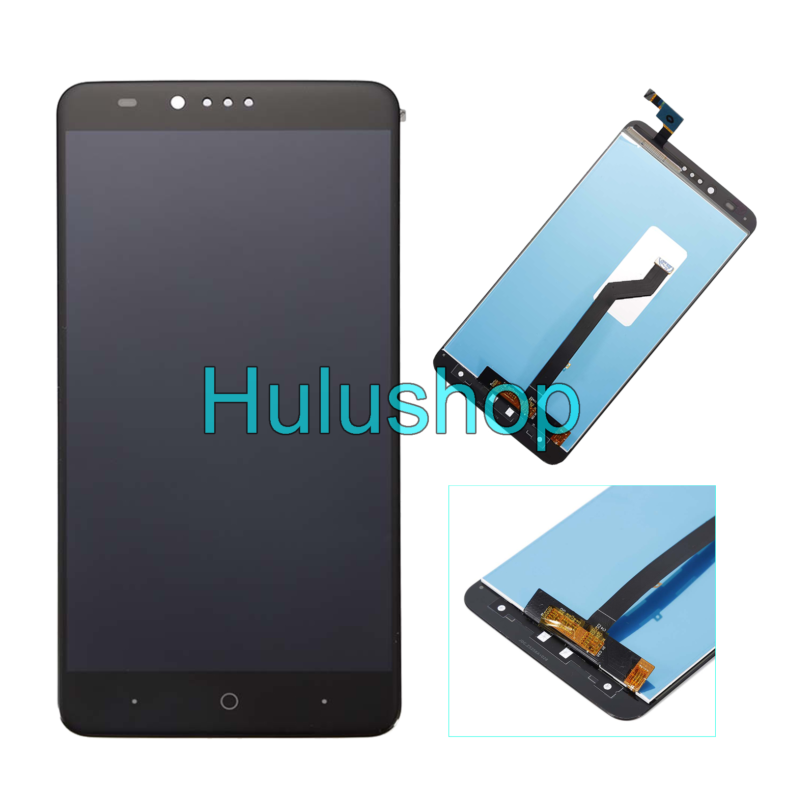 5veoma zte zmax pro lcd replacement though