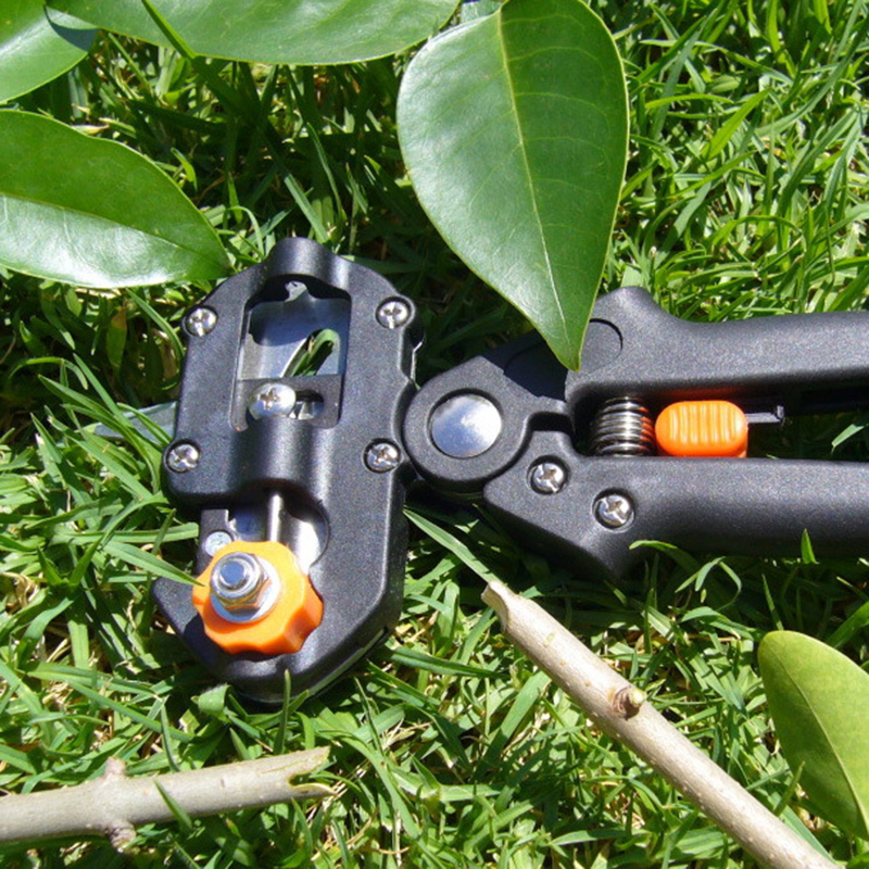Garden grafting machine set pruning shears pruners tree for Garden cutting tool set