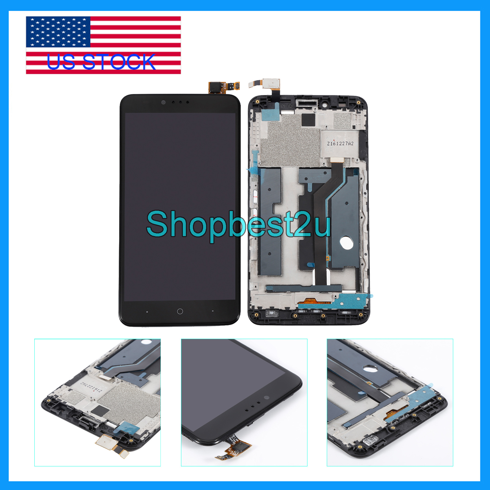 and zte zmax pro repair in: LEARN