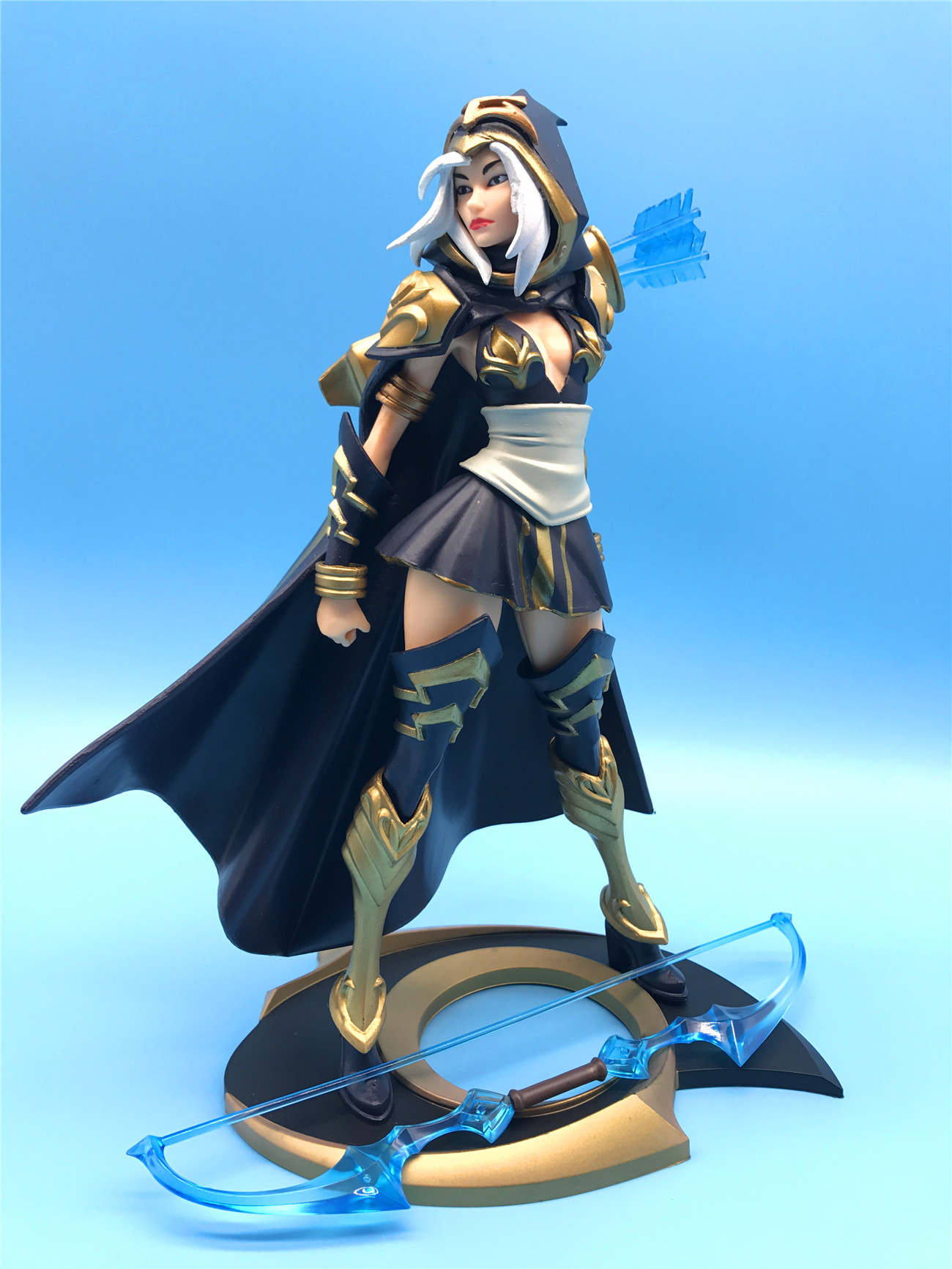 New League Of Legends The Frost Archer Ashe Unlocked 3d