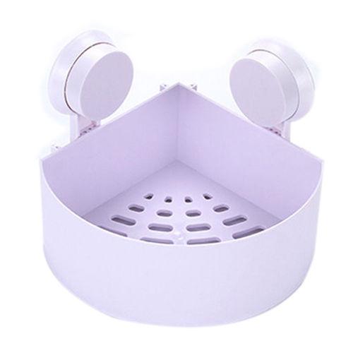 Model GeckoLoc Heavy Duty Suction Cup Bathroom Storage Basket Shelf Shower