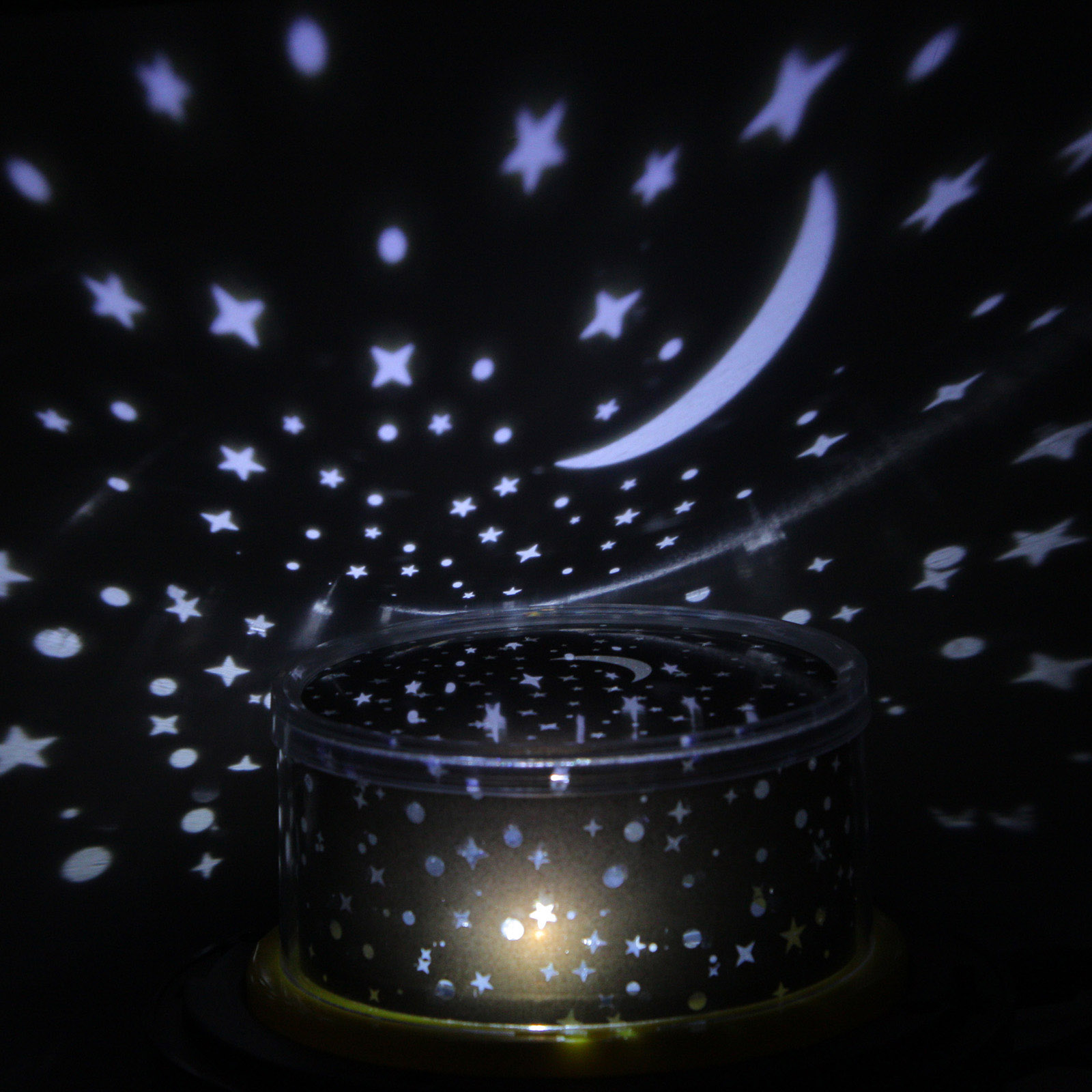 romantic led starry night sky projector lamp star light cosmos master ebay. Black Bedroom Furniture Sets. Home Design Ideas