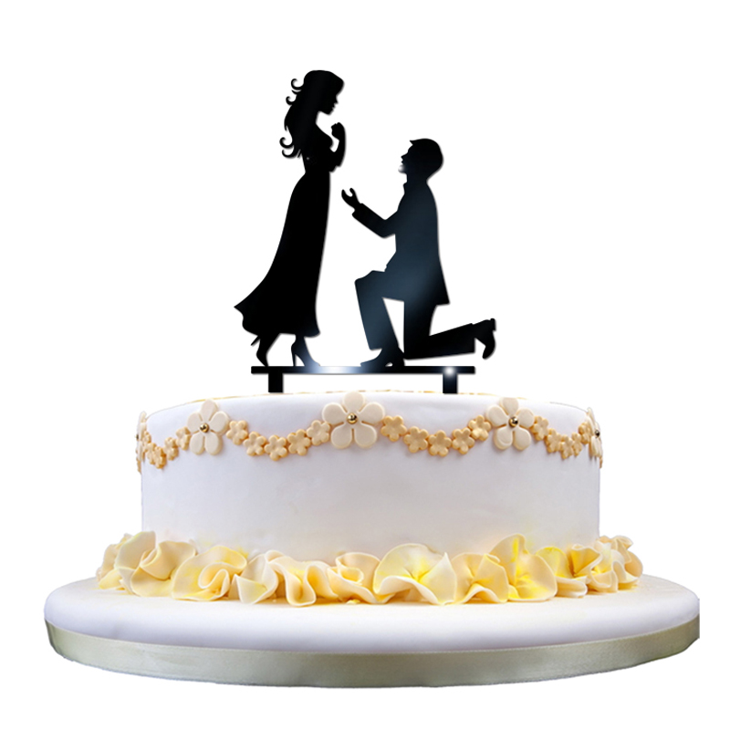 Mr And Mrs Cake Topper Amazon