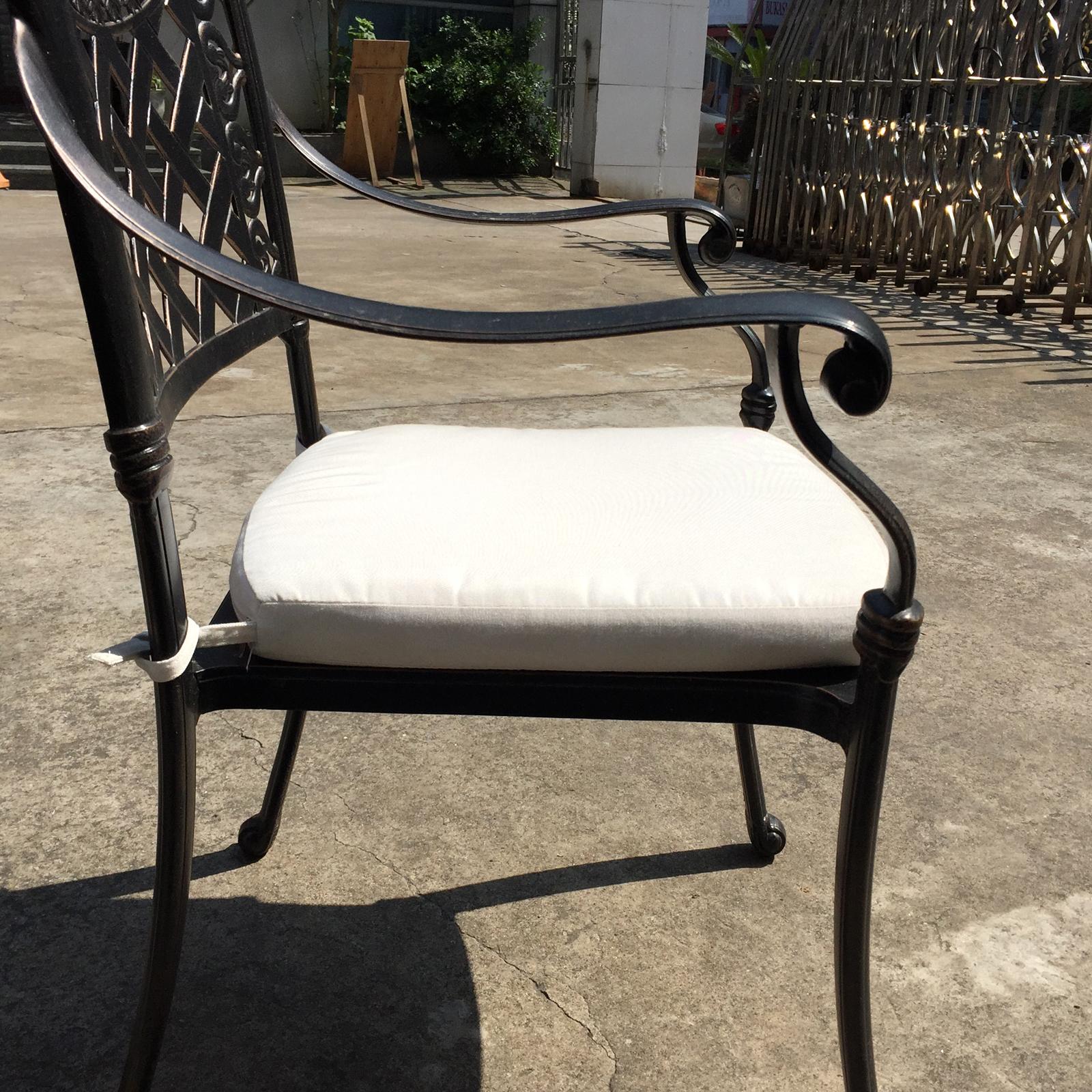 Sunbrella Patio Chair 39 S Cushions Removable Outdoor Cover Foam Seat Pad Wa