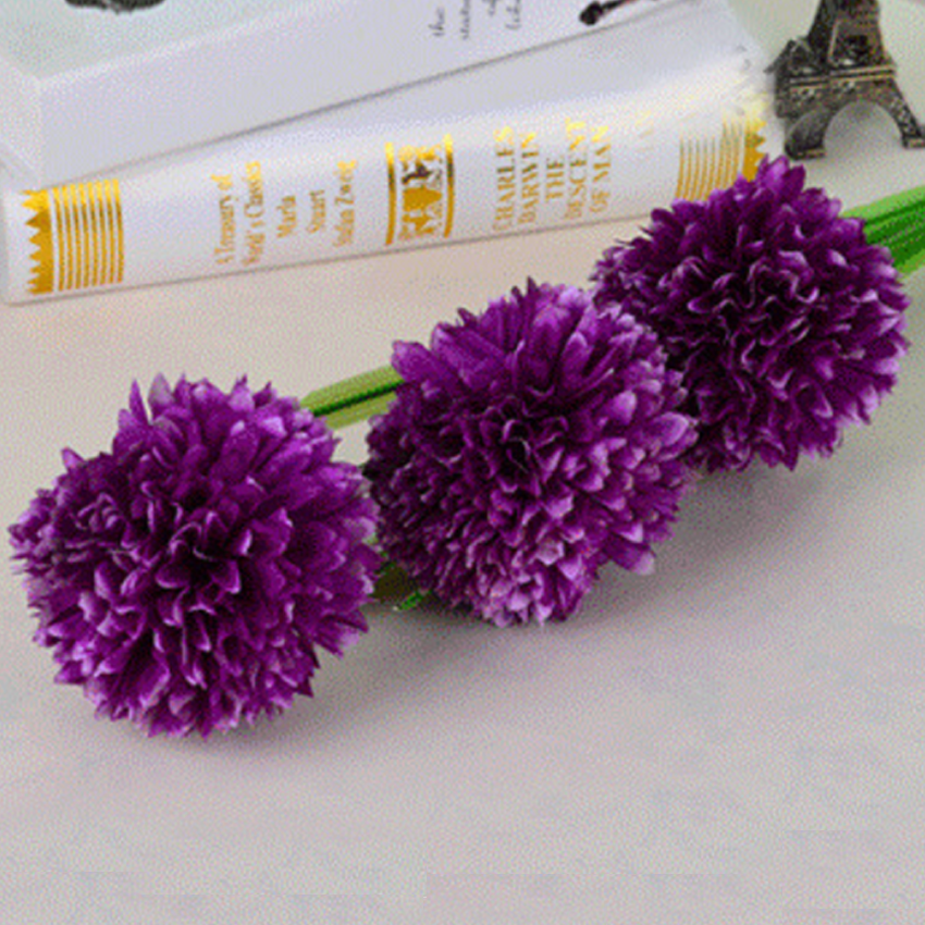 Chic Colorful Silk Flowers Artificial Flower Mini