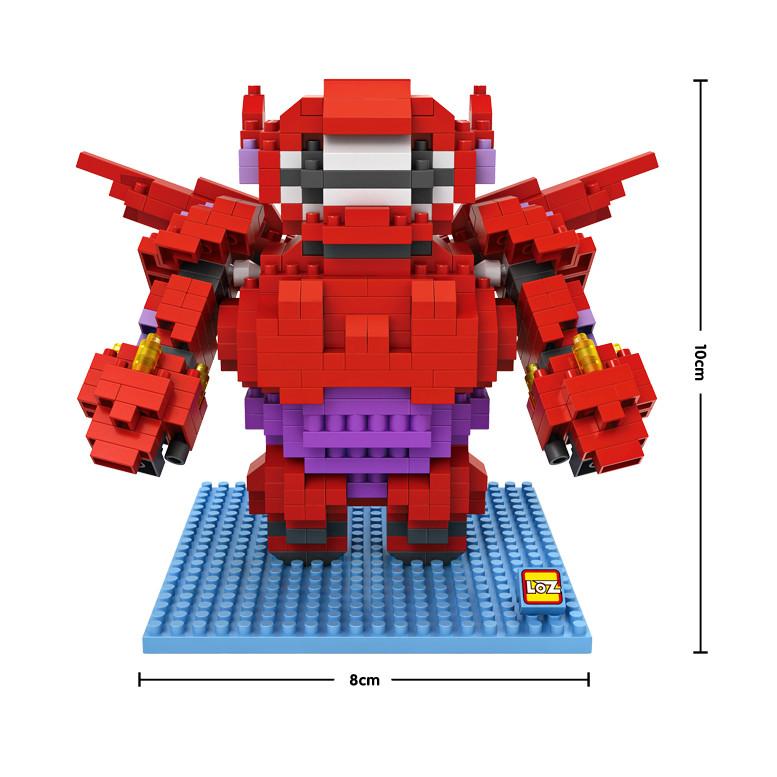 Southeast Big Boys Toys : Loz mini collection diamond blocks iblock fun nano