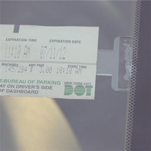 Amazon Uk Car Windscreen Ticket Holder